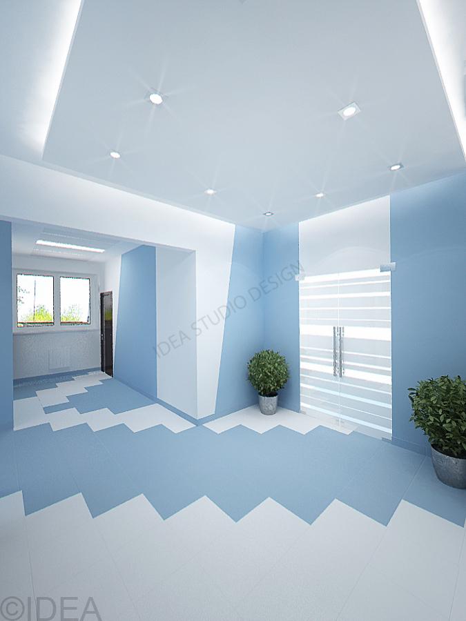 Дизайн студия IDEA интерьер общественный-152