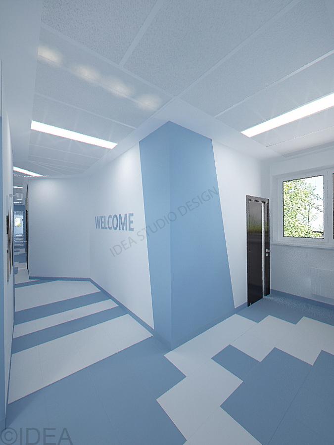 Дизайн студия IDEA интерьер общественный-153