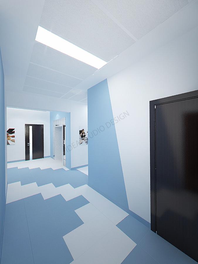 Дизайн студия IDEA интерьер общественный-154