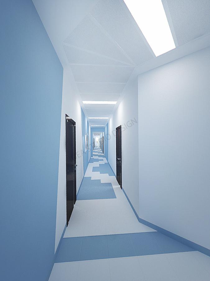 Дизайн студия IDEA интерьер общественный-156