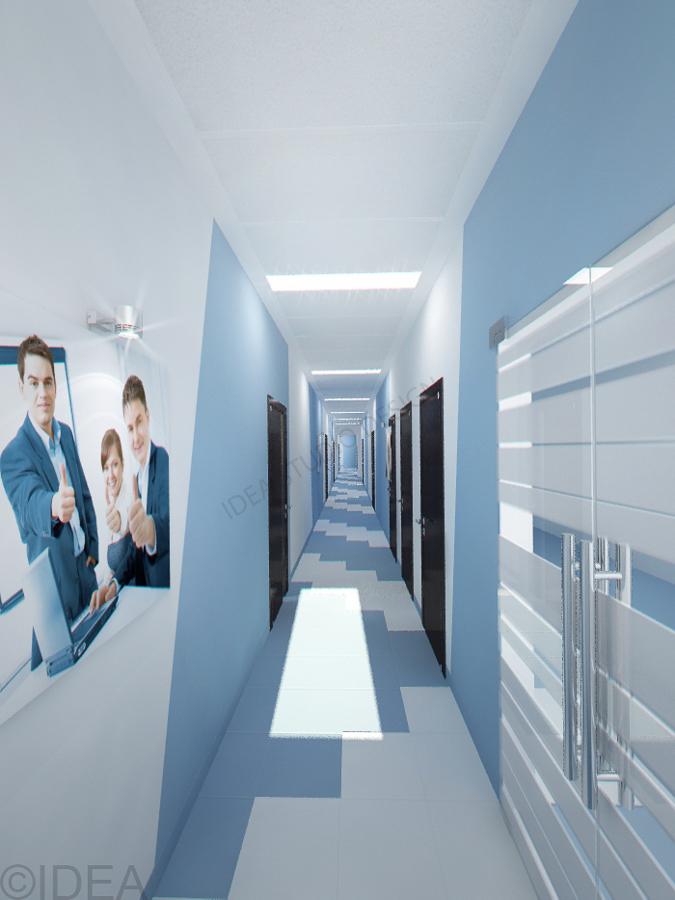 Дизайн студия IDEA интерьер общественный-157