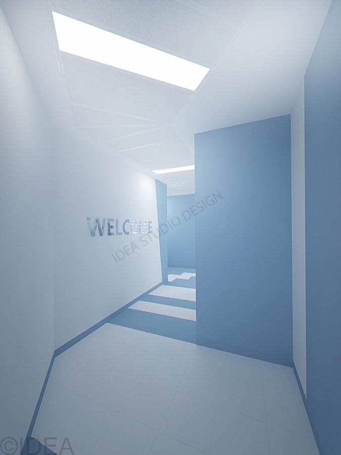 Дизайн студия IDEA интерьер общественный-158