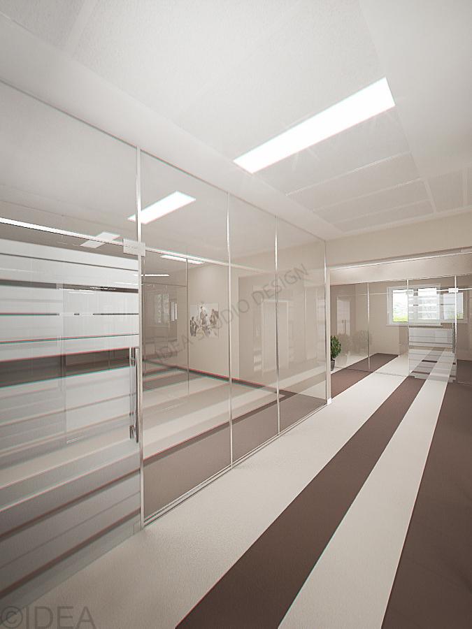 Дизайн студия IDEA интерьер общественный-169