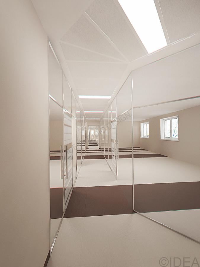 Дизайн студия IDEA интерьер общественный-171