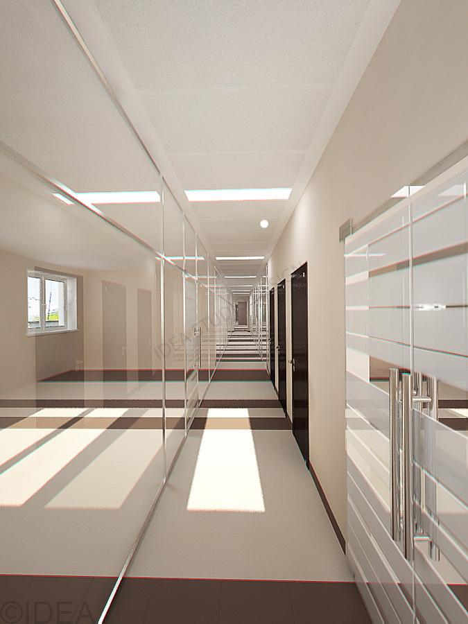 Дизайн студия IDEA интерьер общественный-172