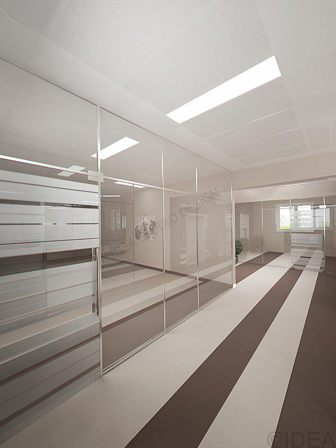 Дизайн студия IDEA интерьер общественный-177