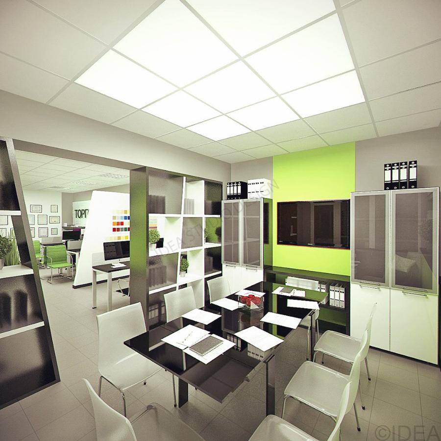 Дизайн студия IDEA интерьер общественный-199