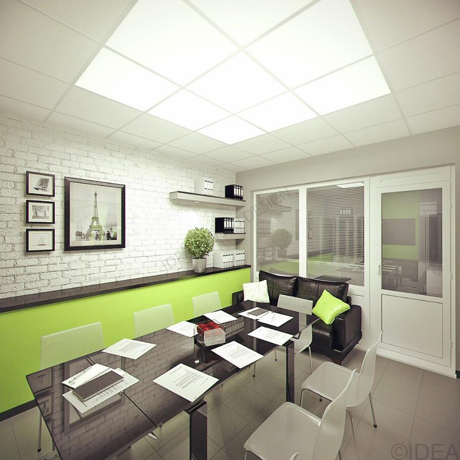 Дизайн студия IDEA интерьер общественный-200