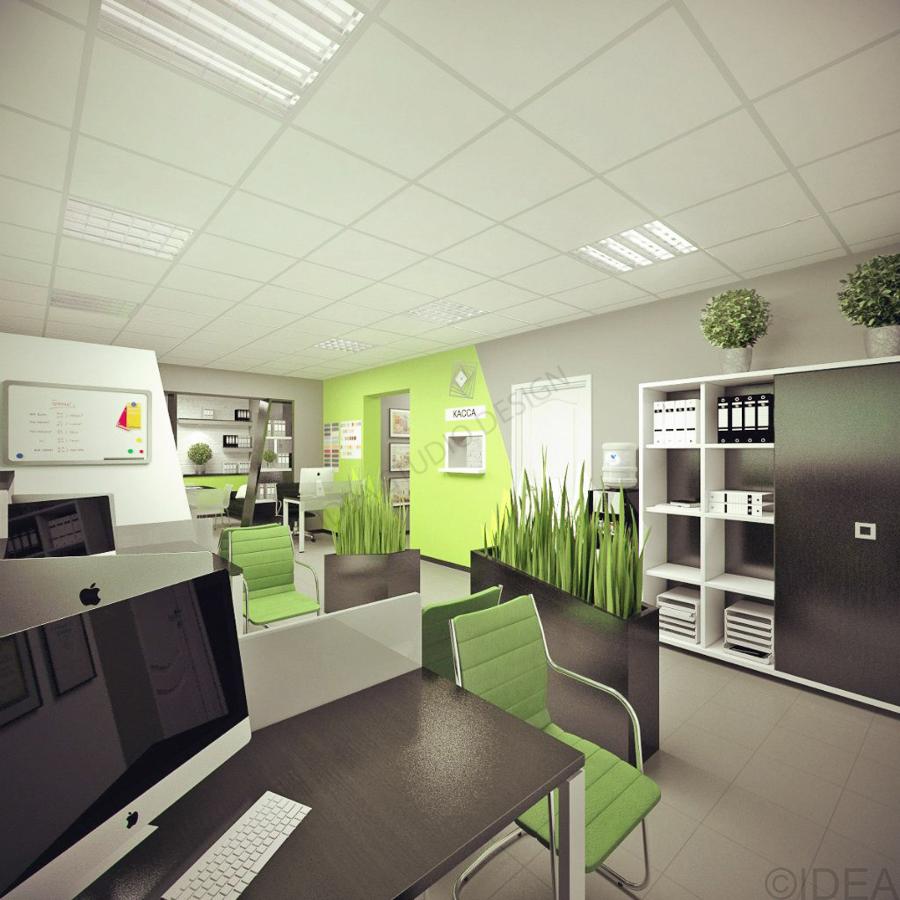 Дизайн студия IDEA интерьер общественный-201
