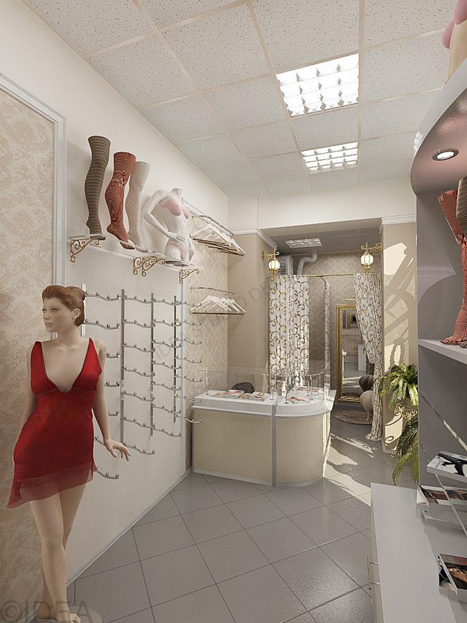 Дизайн студия IDEA интерьер общественный-208