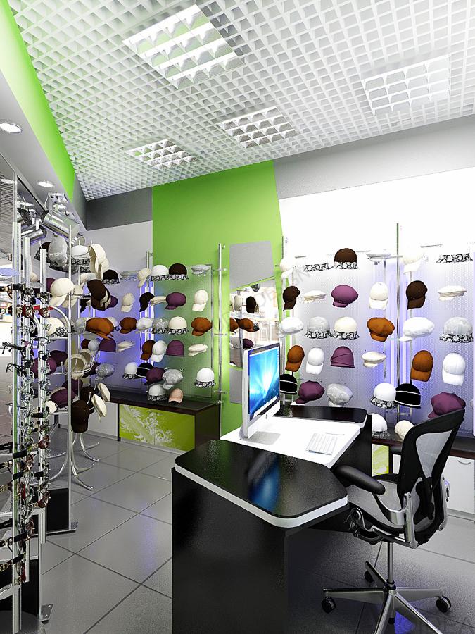 Дизайн студия IDEA интерьер общественный-25