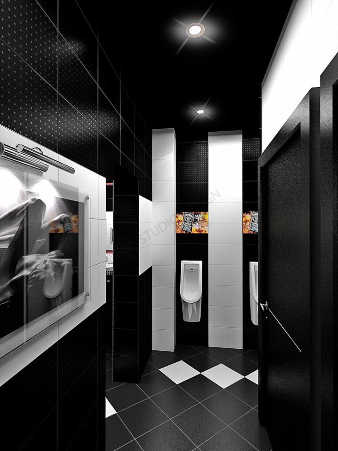 Дизайн студия IDEA интерьер общественный-3