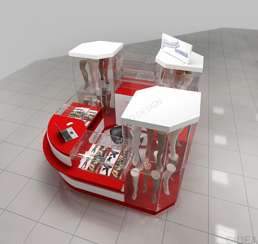 Дизайн студия IDEA интерьер общественный-36
