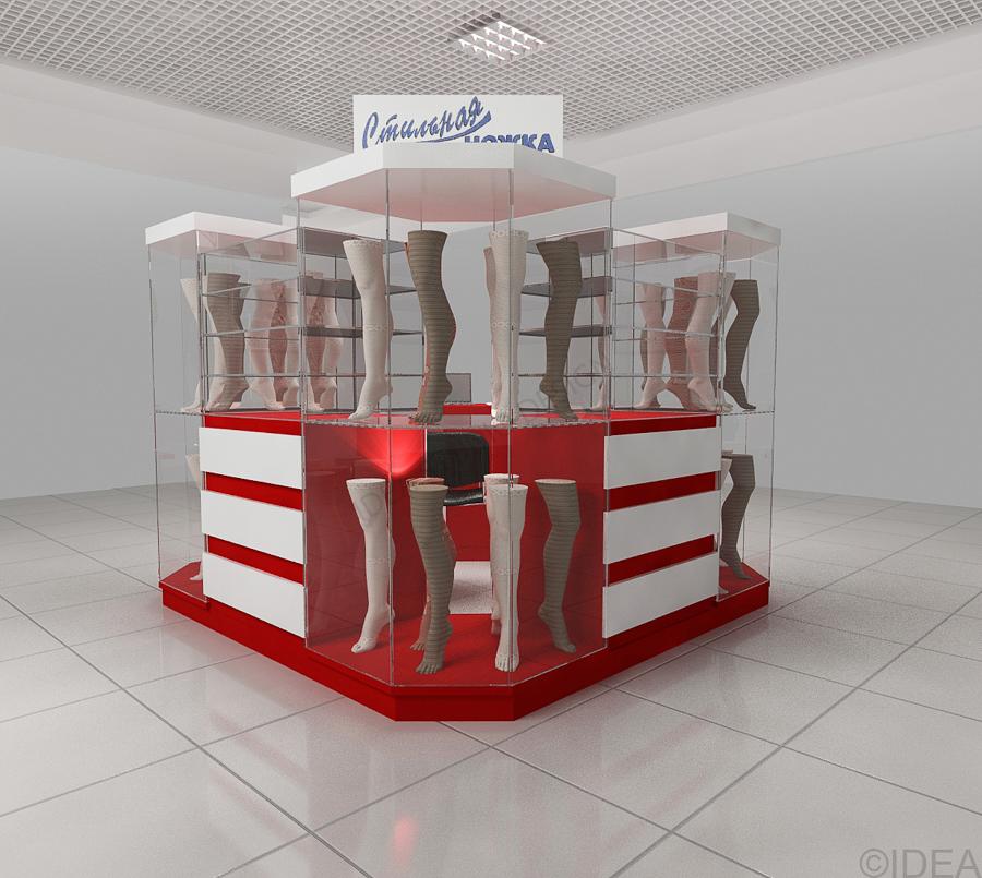 Дизайн студия IDEA интерьер общественный-37