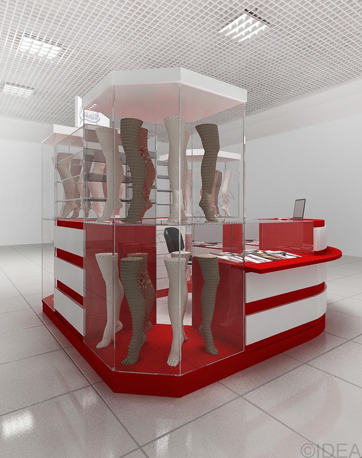 Дизайн студия IDEA интерьер общественный-38