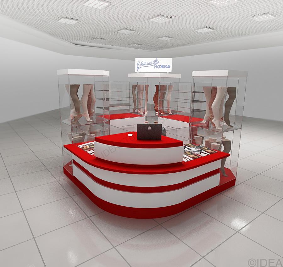 Дизайн студия IDEA интерьер общественный-39
