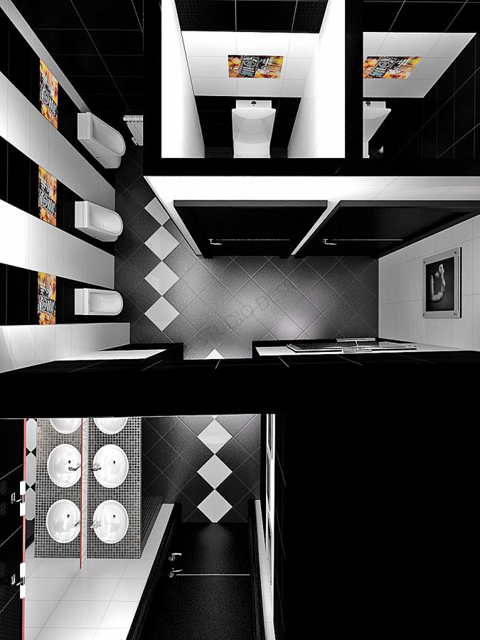 Дизайн студия IDEA интерьер общественный-4