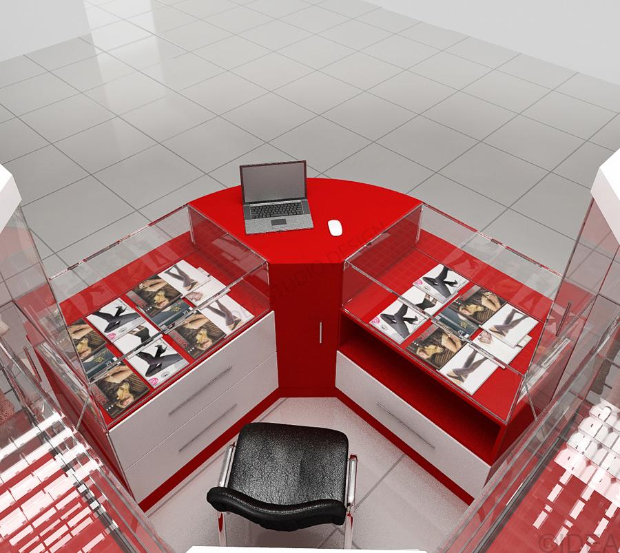 Дизайн студия IDEA интерьер общественный-41