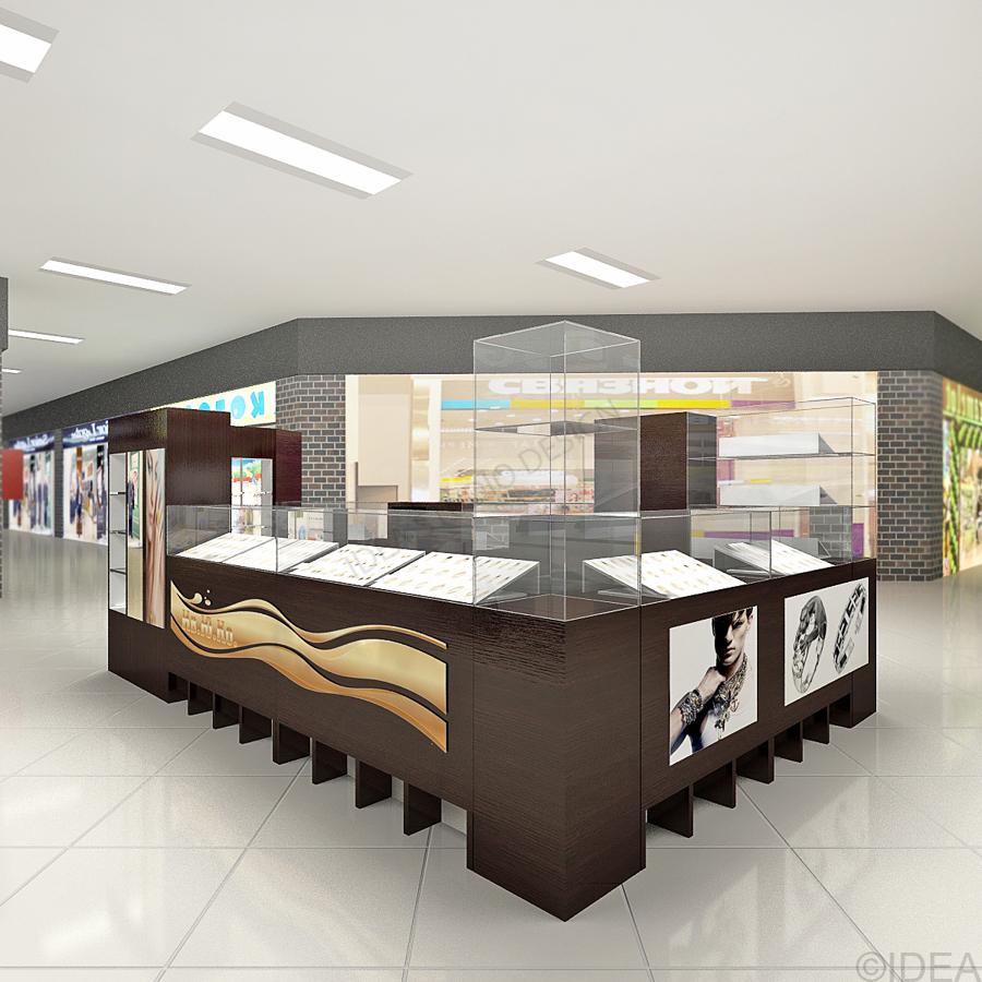 Дизайн студия IDEA интерьер общественный-42