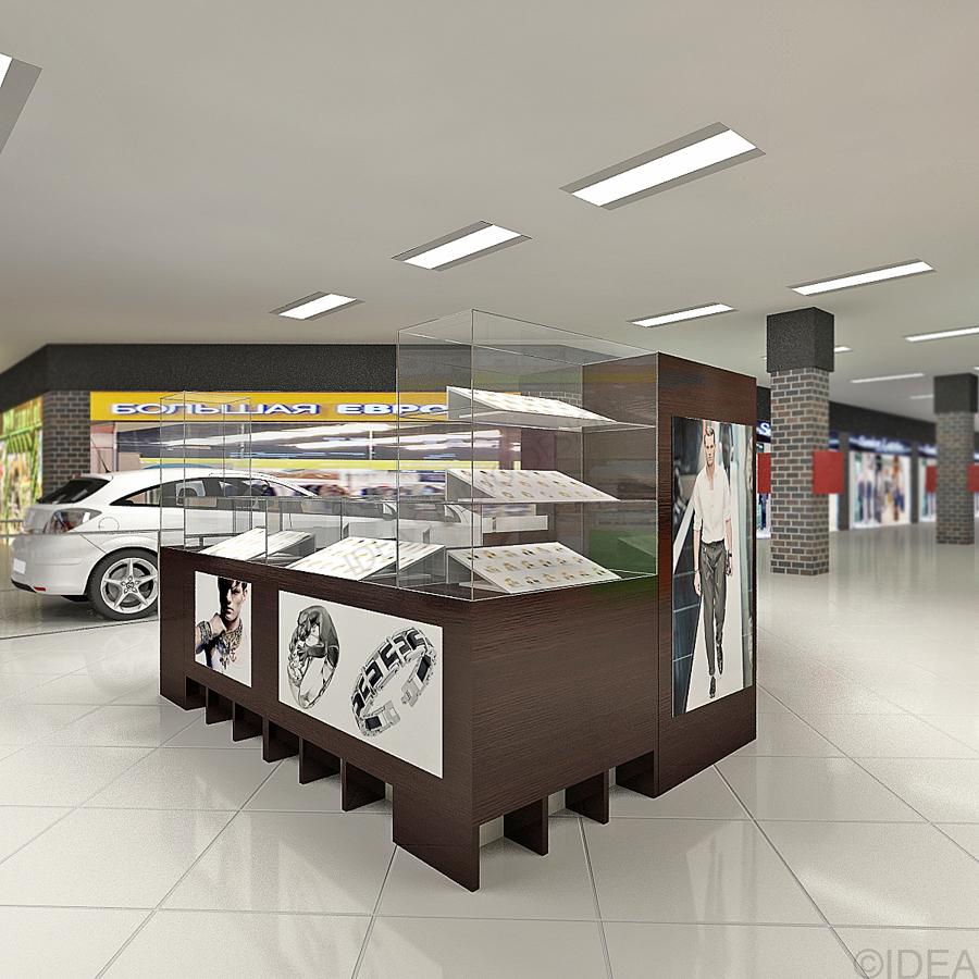 Дизайн студия IDEA интерьер общественный-44