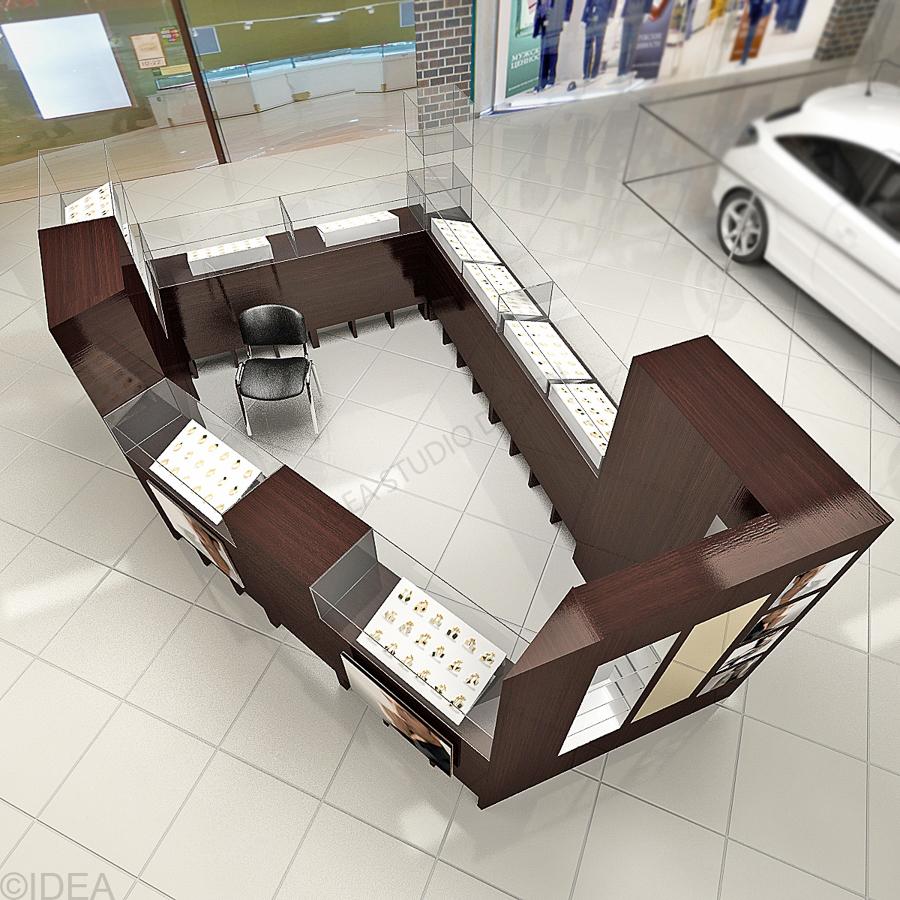 Дизайн студия IDEA интерьер общественный-46