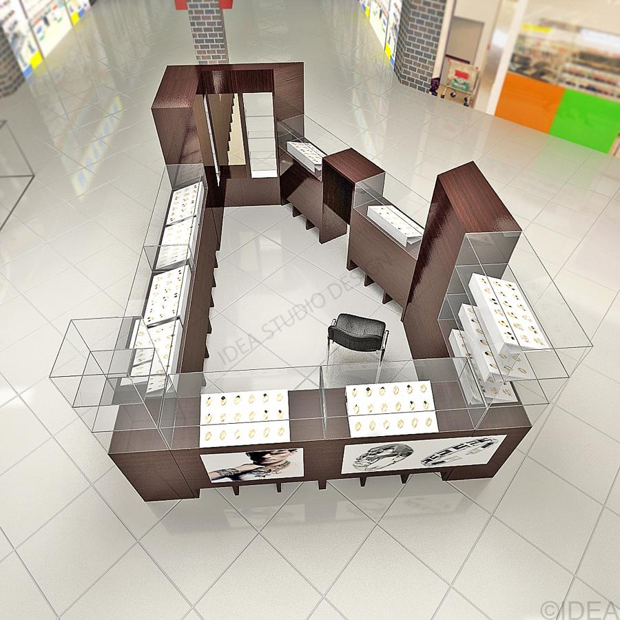 Дизайн студия IDEA интерьер общественный-47