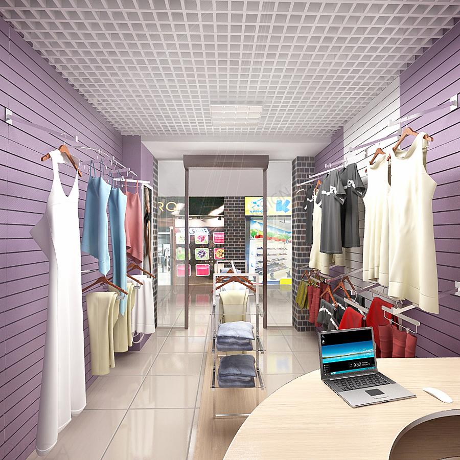 Дизайн студия IDEA интерьер общественный-52