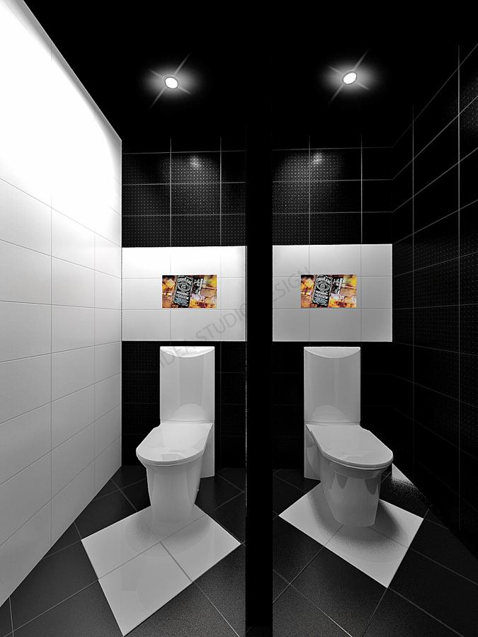Дизайн студия IDEA интерьер общественный-6