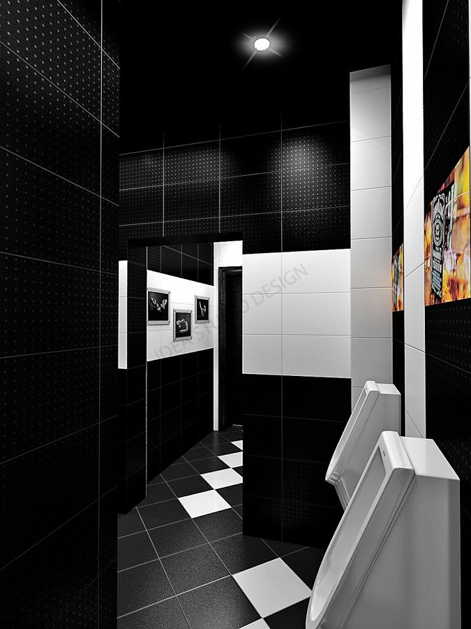 Дизайн студия IDEA интерьер общественный-8