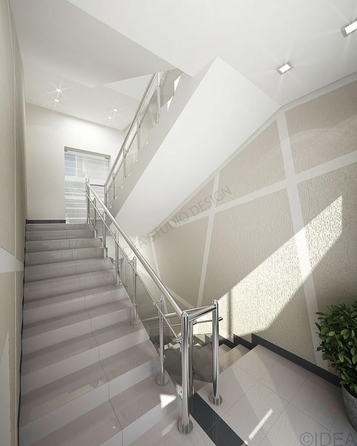 Дизайн студия IDEA интерьер общественный-93