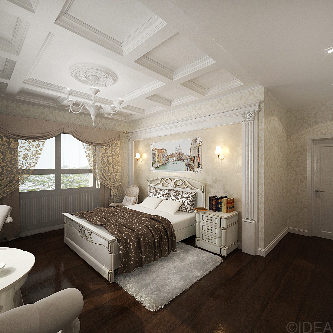 спальня классика  (5)
