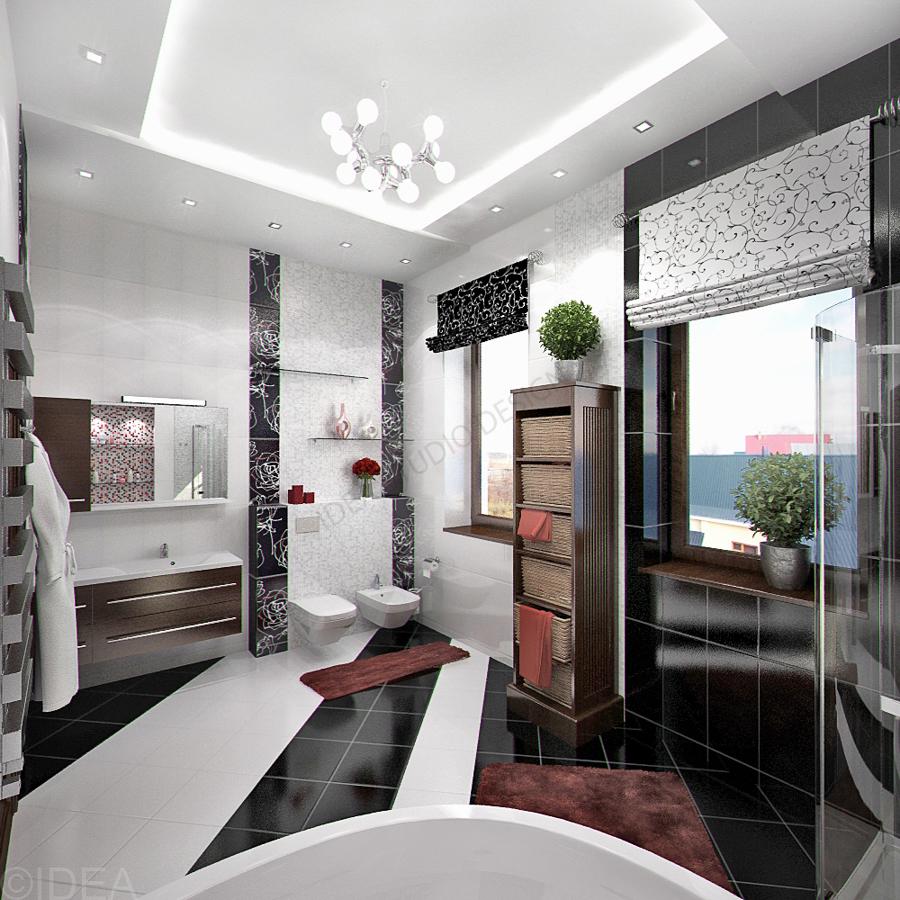 Дизайн студия IDEA интерьер-816