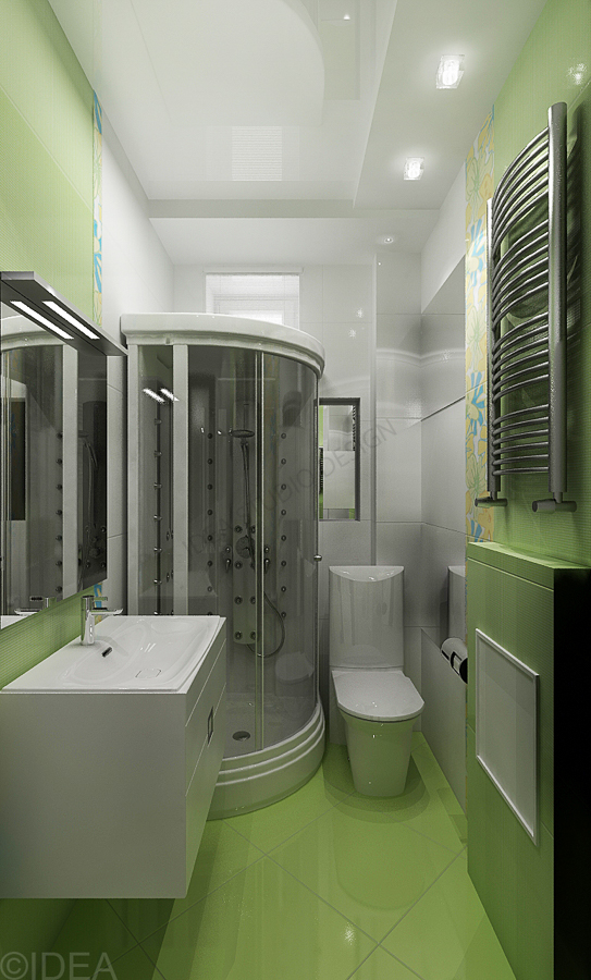 Дизайн студия IDEA интерьер-837