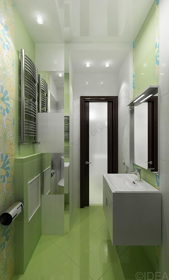 Дизайн студия IDEA интерьер-838