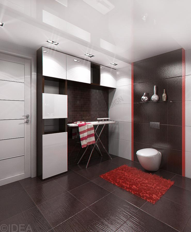 Дизайн студия IDEA интерьер-877