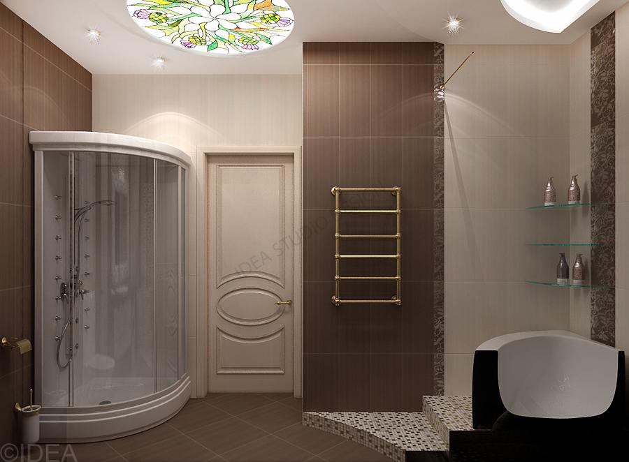Дизайн студия IDEA интерьер-906