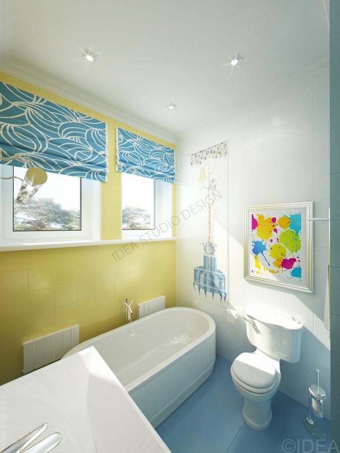 Дизайн студия IDEA интерьер-954