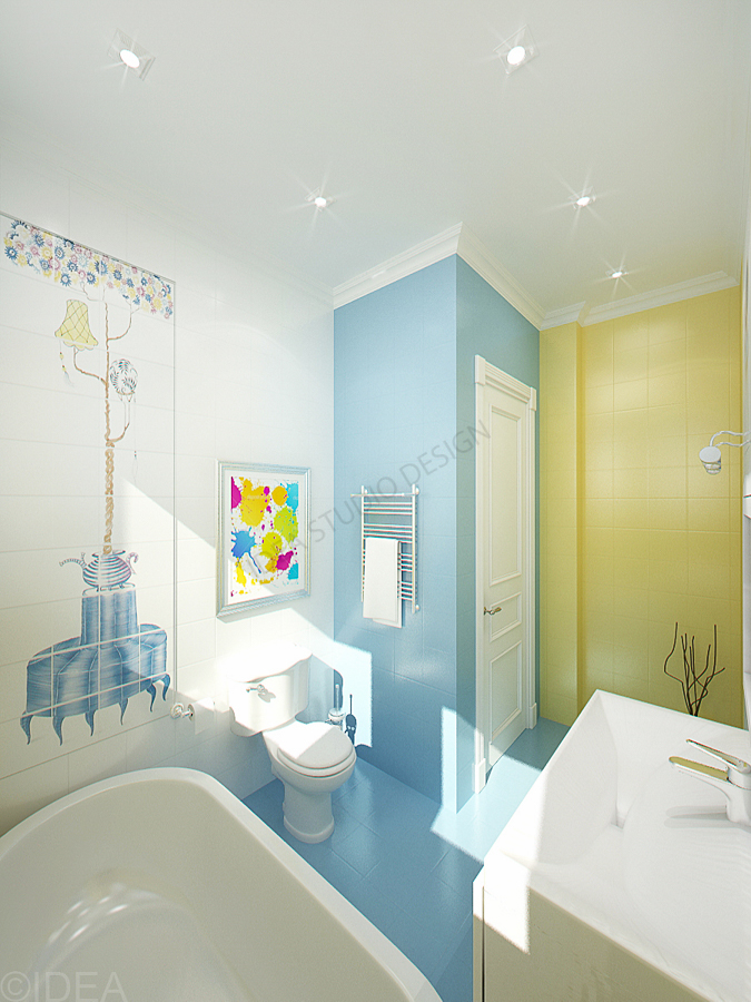 Дизайн студия IDEA интерьер-955