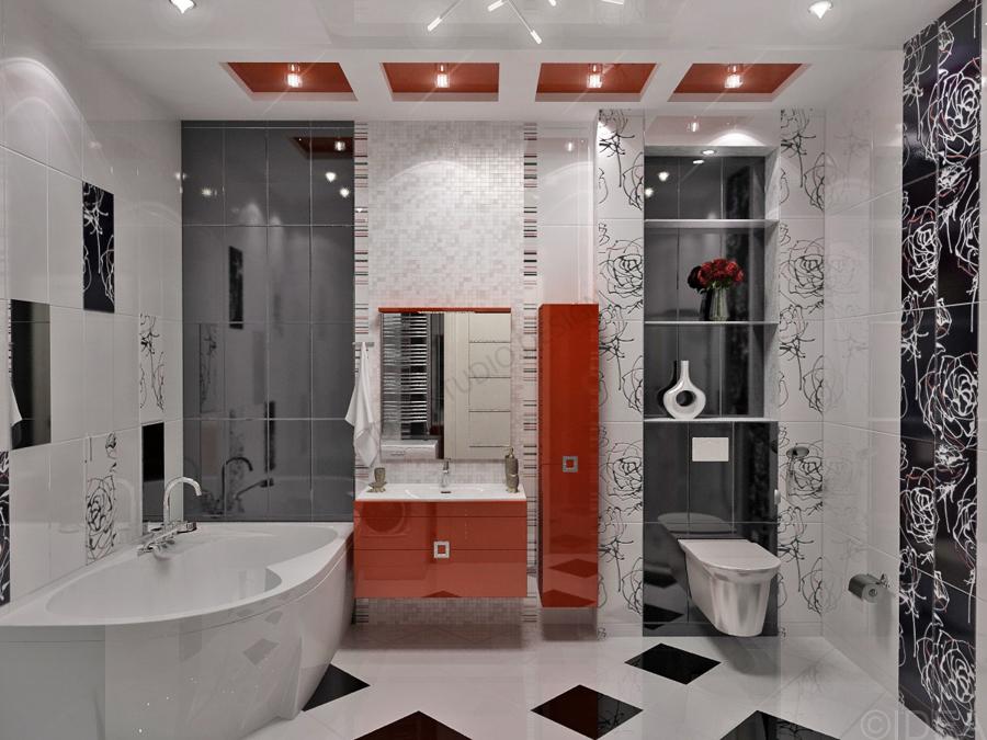 Дизайн студия IDEA интерьер-977