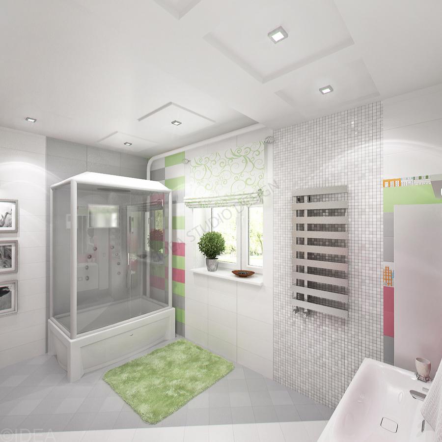 Дизайн студия IDEA интерьер-987