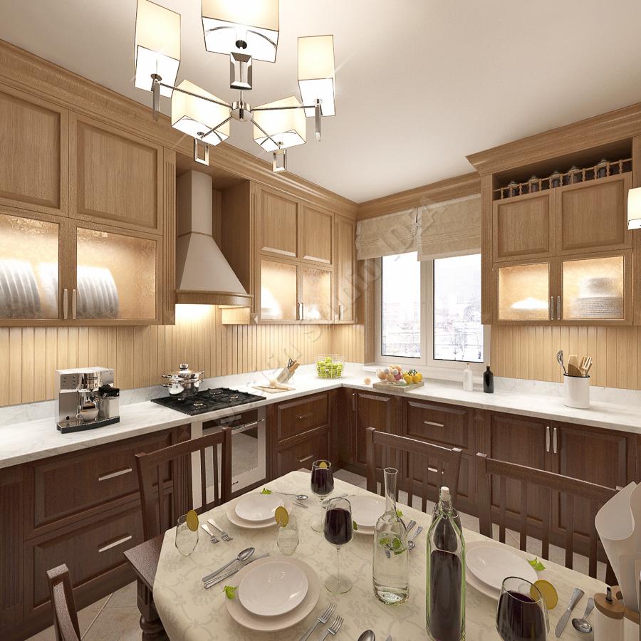 Дизайн студия IDEA дизайн кухни