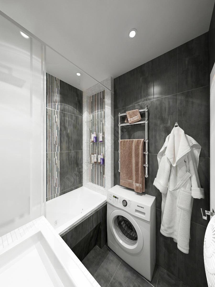 Дизайн студия IDEA дизайн ванны