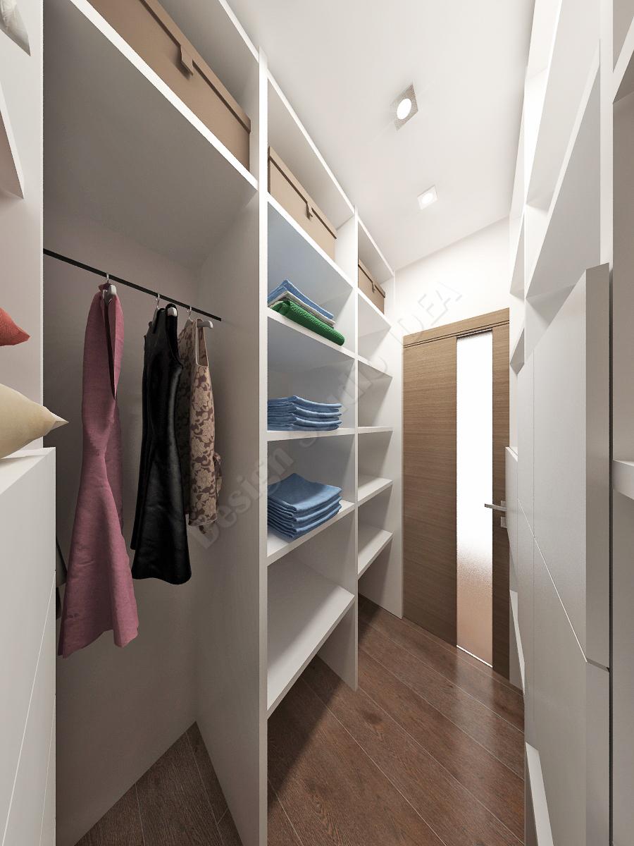 Дизайн студия IDEA дизайн гардероба