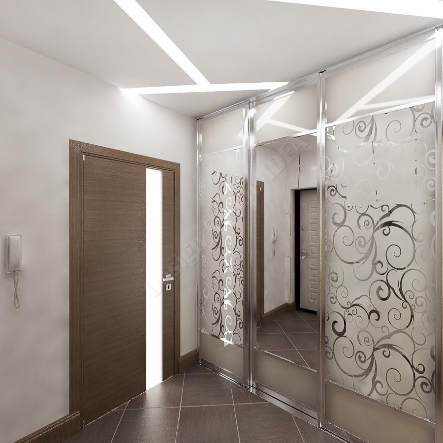 Дизайн студия IDEA дизайн коридор