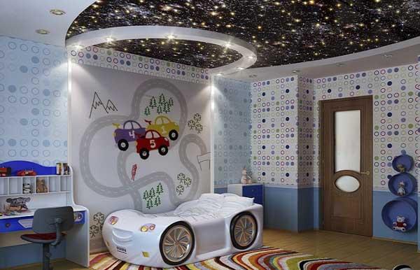 детская мальчика  Дизайн студия IDEA