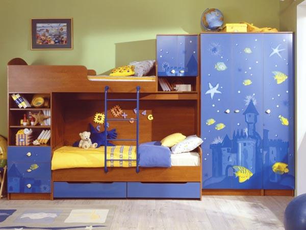 дизайн детской кровать Дизайн студия IDEA