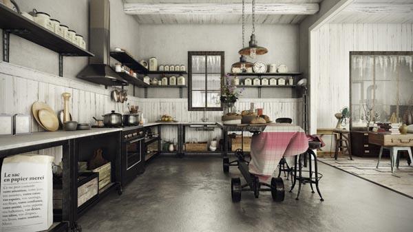 планировки кухни дизайн студия IDEA